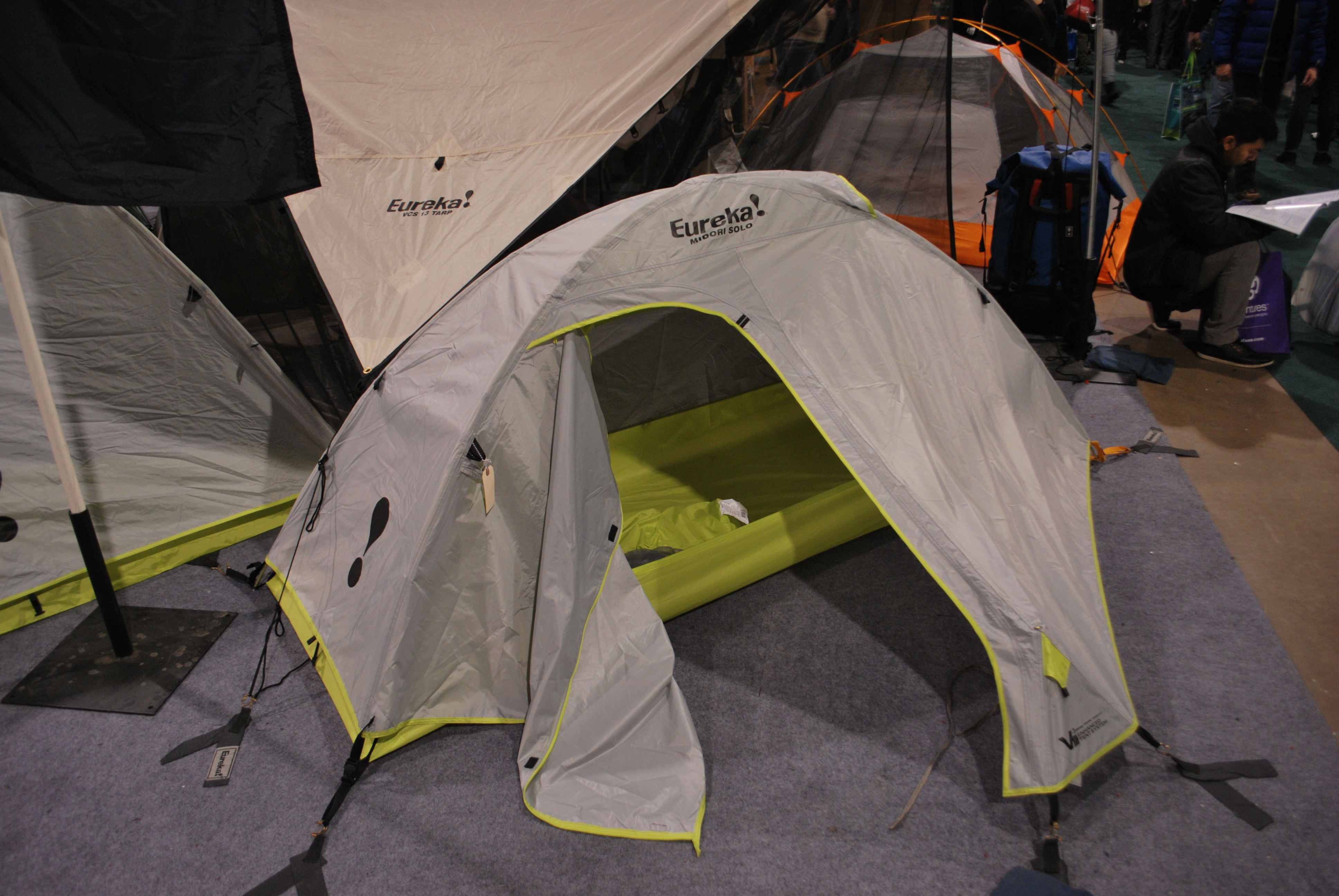 Midori Solo Tent by Eureka : eureka backcountry 1 tent - memphite.com